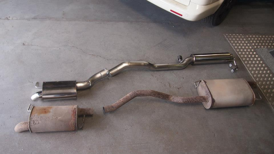 Bullx: Vw T5 Exhaust At Woreks.co